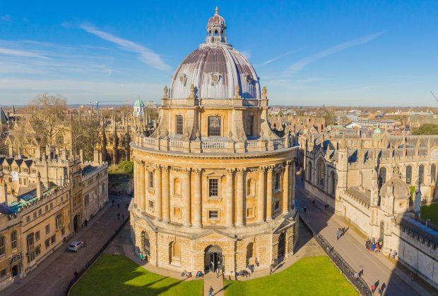 Radcliffe Camerain Oxford