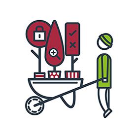 service illustration
